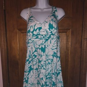 Tommy Bahama Cross Back Dress XL